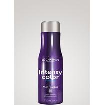 03 Botox Platinum Plâncton + 02 Intensy Color 300ml Lecharme