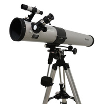 Telescópio Astronomico Equatorial 900x76mm Bm90076 Bluetek