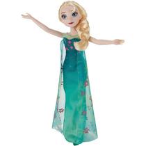 Hasbro Boneca Disney Princess Frozen Fever Fashion Elsa
