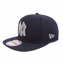 Boné Aba Reta New York Yankees Skyline Original Fit Snapback