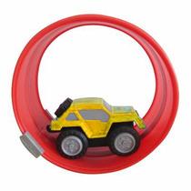 Carrinho Mini Max Tow Pista Brinquedo Dtc 3679 Amarelo