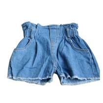Shorts Jeans Infantil Importado Verão 2016 07 Xlk 8883 Novo