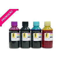 400ml Tinta Recarga Cartucho Impressora Hp Lexmark Canon