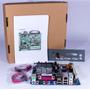 Placa Mae Ddr3, Atom Ipx525r2-d3 Intel+dual Core (nova !!!)