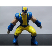 Boneco Wolverine X-men Coleção Mc Donalds Marvel