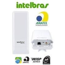 Cpe Nano Intelbras Wom 5000i 5.8ghz Antena 12dbi Nanostation