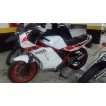 Yamaha Rd 350 / Rd350 / Rd350r - Viúva Negra