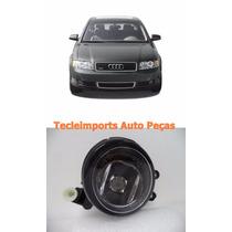 Farol De Milha Audi A4 Ano 2002 2003 2004 Lado Esquerdo Novo