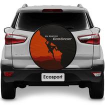 Capa Estepe Ecosport 2007 2006 2005 2004 2003 Alpinista