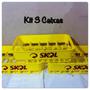 Kit Com 3 Engradados Cerveja Skol Para 15 Garrafas 300 Ml