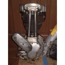 Motor Moto Antiga Norton Es2 E Modelo 18 500cc
