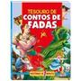 Livro Infantil Histórias 1 Min - Tesouro De Contos De Fadas