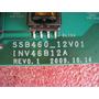Placa Inverter Tv Sansung 46c530f1m Ssb460_12v01