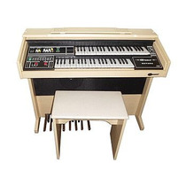 Orgão Eletrônico Gambitt Havana - Semi - Novo
