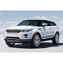 Sucata Para Retirada De Pecas Range Rover Evoque 2 Portas -