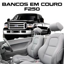 Capa Banco De Couro F250 - Acessórios - F250 - Peças F250