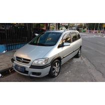 Chevrolet Zafira Elegance 2012 Prata Automatica Super Nova