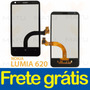 Tela Vidro Touch Screen Nokia Lumia 620 N620 Original B02