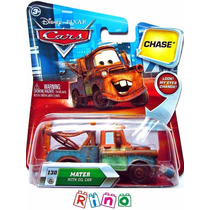 Disney Cars Mater With Oil Can - Lenticular ( Chase )
