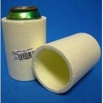 Porta Lata Isopor P/ Cerveja 350 Ml Kit C/54 Unidades