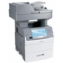Impressora Lexmark X656, Novissima!!!