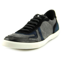 Kenneth Cole Ny Culture Club Homens Suede Sneakers