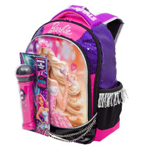 Mochila Escolar Barbie Rock