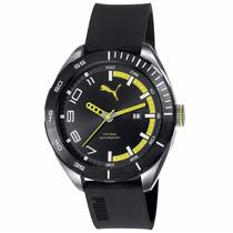 Relógio Puma 2 Anos Garantia Calendário 96256g0psnu2 A