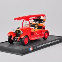Miniatura De Dion Bouton 1923 Carro Bombeiros Antigo 1/43