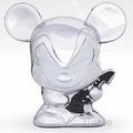 Gogo´s Crazy Bones Panini Disney Mickey Roqueiro Prateado
