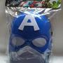 Máscara Capitão América Vingadores Led 20cm!!!