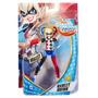 Boneca Dc Super Hero Girl Harley Quinn Mattel Lançamento