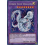 Yugioh Cyber Twin Dragon Secret 1st Lcgx-en180