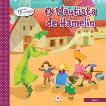 Livro-coleção Histórias Fantásticas O Flautista De Hamelin