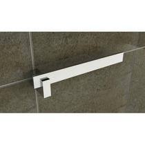 Kit Metais Para Banheiro Quadrado Cromado - Ipanema