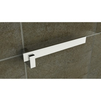 Kit Metais Para Banheiro Quadrado Cromado