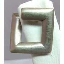 Pocao2005- Brincos De Ouro Branco 18k750 Hstern