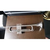 Trompete Yamaha Ytr 135 Made In Japan! Usado