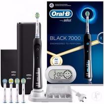 Escova De Dente Elétrica Oral B Braun Precision 7000