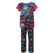 Pijama Da Monster High - Importado- Ja No Rj