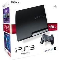 Ps3 Playstation Destravado - Desbloqueado + 10 Brindes