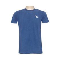 Camisa Acostamento Azul Marinho Original