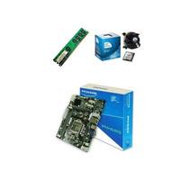 Kit Lga 1155 Mb + Processador Dual Core 2,60 + Memoria 2g