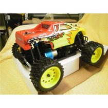 Pickup 4x4 Off Road Himoto Hsp Automodelo Monster Truck