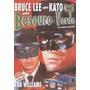 Dvd Besouro Verde Bruce Lee /original /dublado /usado