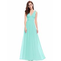 Vestido De Festa Plus Size- Pronta Entrega-madrinha Tiffany