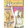 Dvd Desenhos Bíblicos - Daniel + A Rainha Ester (semi Novo)