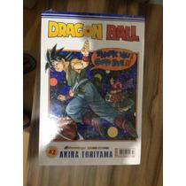 Dragon Ball - Mangá Completo 1 Ao 42 (panini)