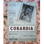 Partitura - Cobardia - Don Fabian - Juan Ferri