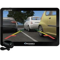 Gps Discovery 7.0 - Tv Digital Câmera De Ré - Alerta Radar
